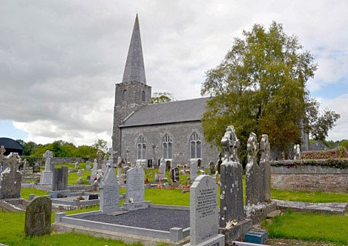 Kilnasoolagh Church Newmarket On Fergus