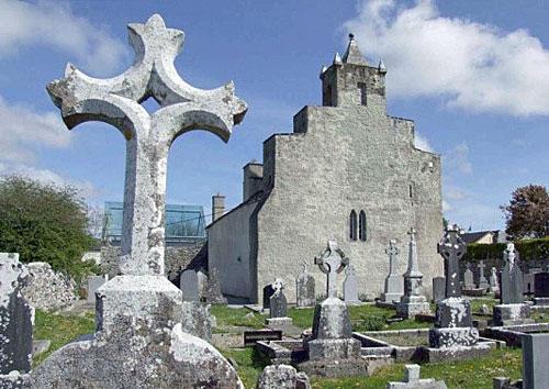 St Fachtnans Cathedral Kilfenora