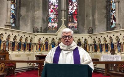 Sunday Service 15/03 – Third Sunday of Lent