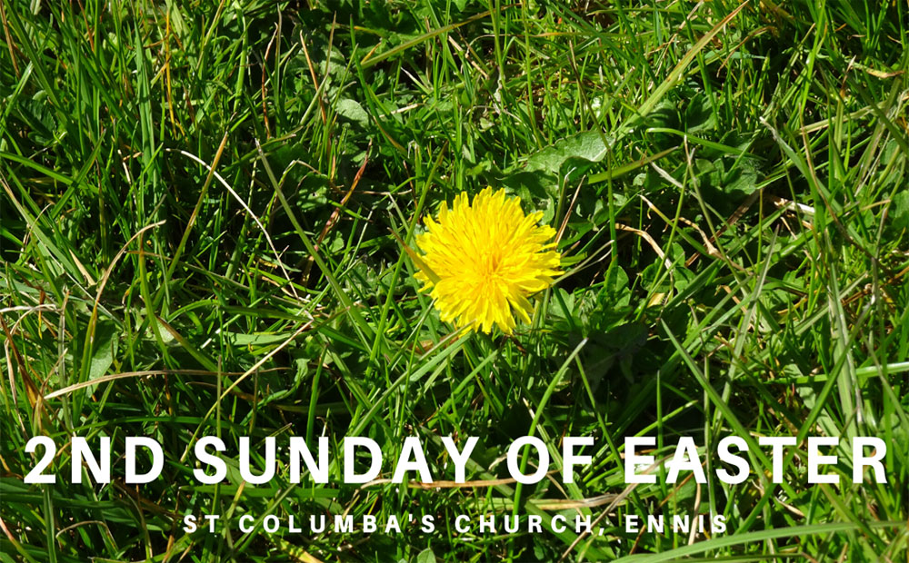 Second Sunday of Easter 2020