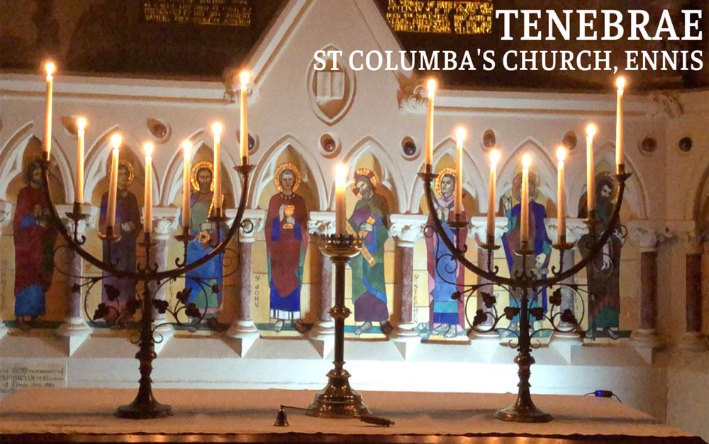 Tenebrae – Maundy Thursday