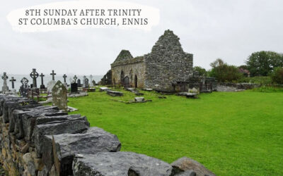 8th Sunday after Trinity – Were the hungry fed with just a few loaves?