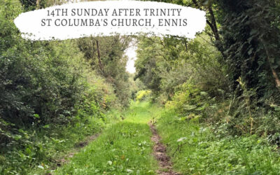 14th Sunday after Trinity – What does it mean to forgive?
