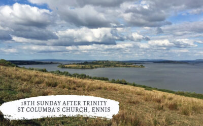 Be the change you want to see – 18th Sunday after Trinity