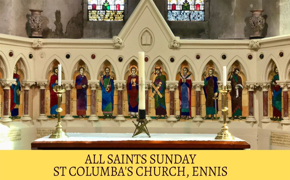 All Saints Sunday – holiness, sanctity, and virtue