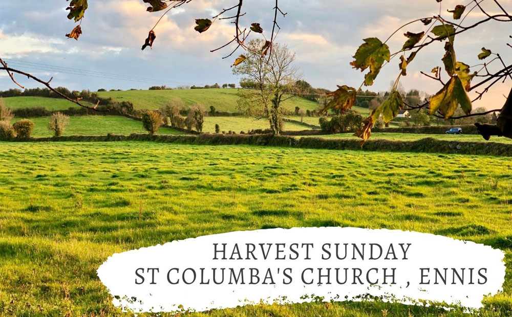 Harvest Sunday – Things ain't what they used to be