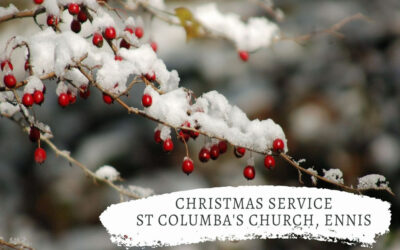 Christmas Service – Joy in the smallest of things
