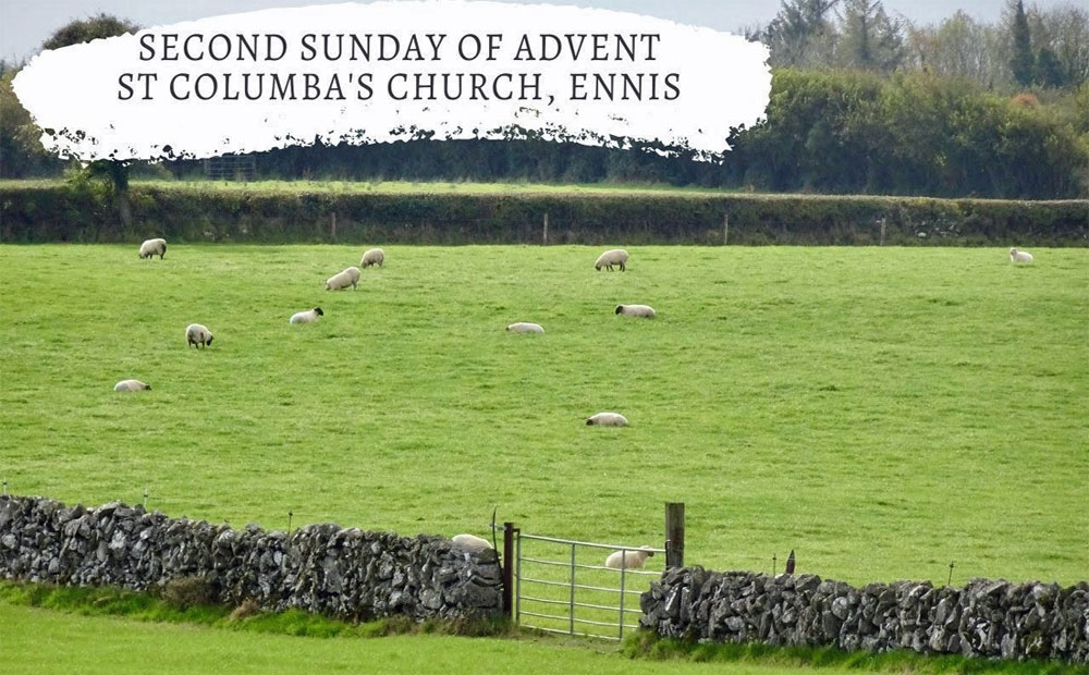 Second Sunday of Advent – A life of the Spirit – not Religion