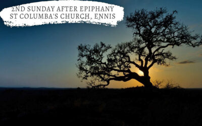 2nd Sunday after Epiphany – A glimpse behind the curtain