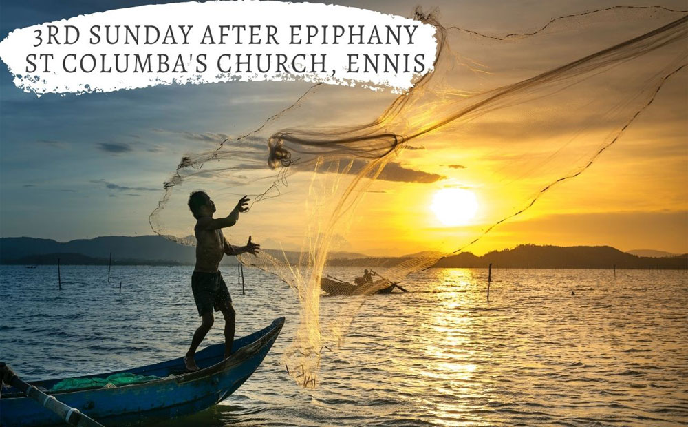 Third Sunday after Epiphany – What am I meant to do?