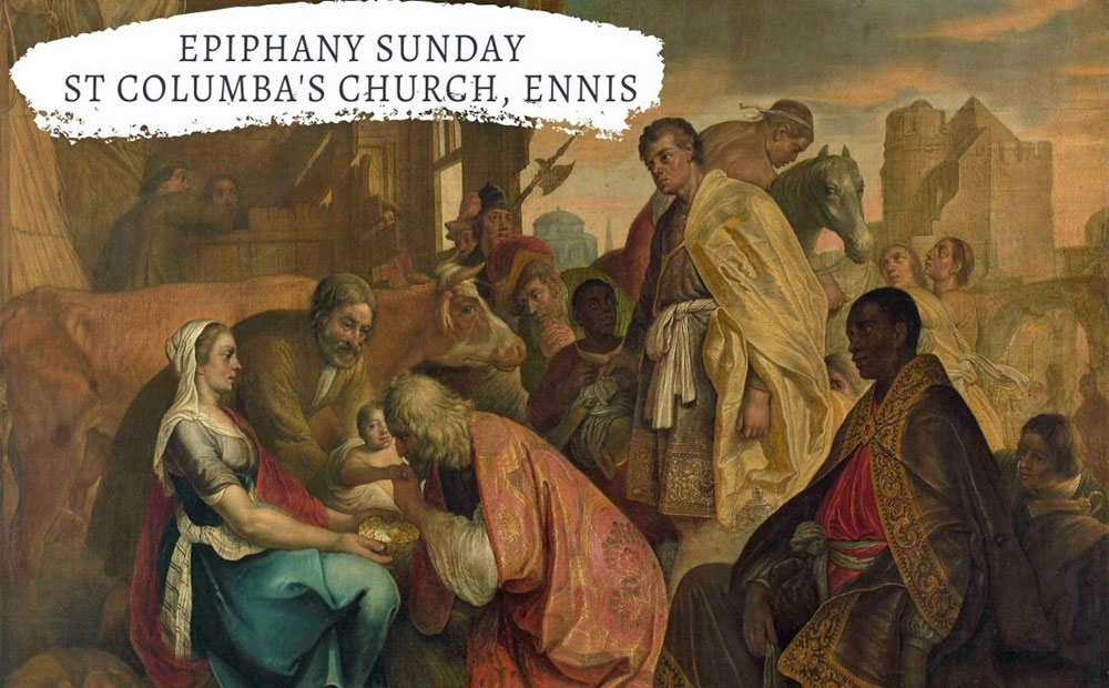 Epiphany Sunday – Worship from high and low
