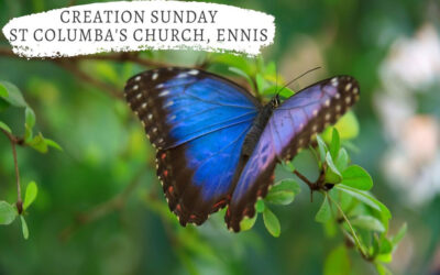 2nd Sunday before Lent – Honouring Creation