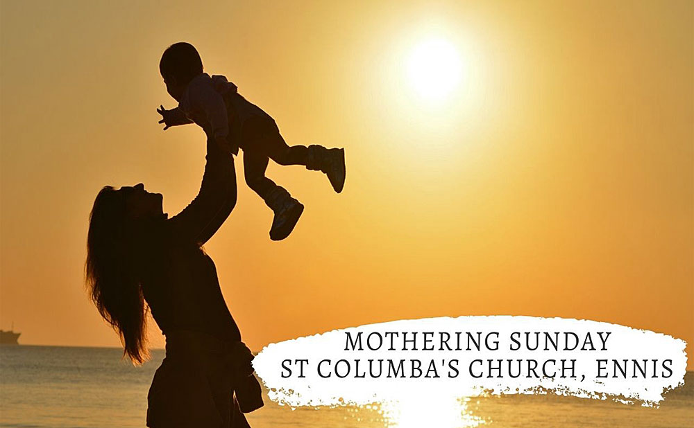Mothering Sunday – What can we learn from Mothers?