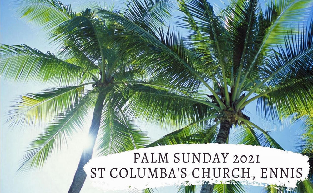 Palm Sunday – Are we just standing by?