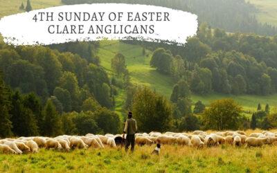 4th Sunday of Easter – The Good Shepherd