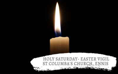 Holy Saturday – Easter Vigil – Darkest before the dawn