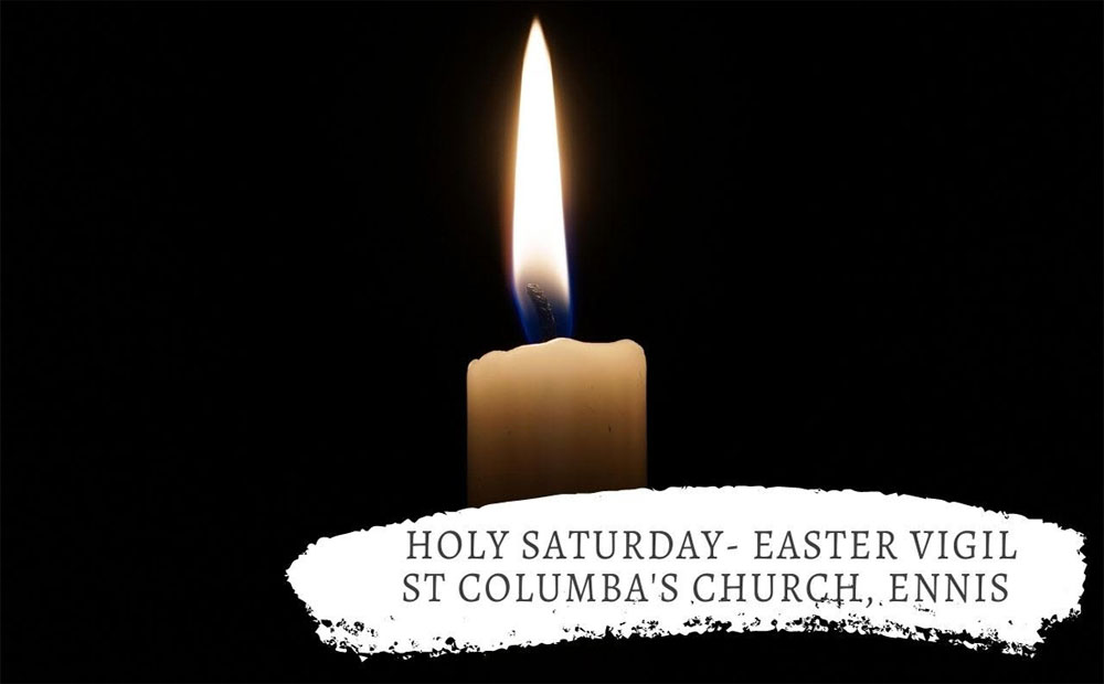 Holy Saturday – Easter Vigil – Darkest before the dawn