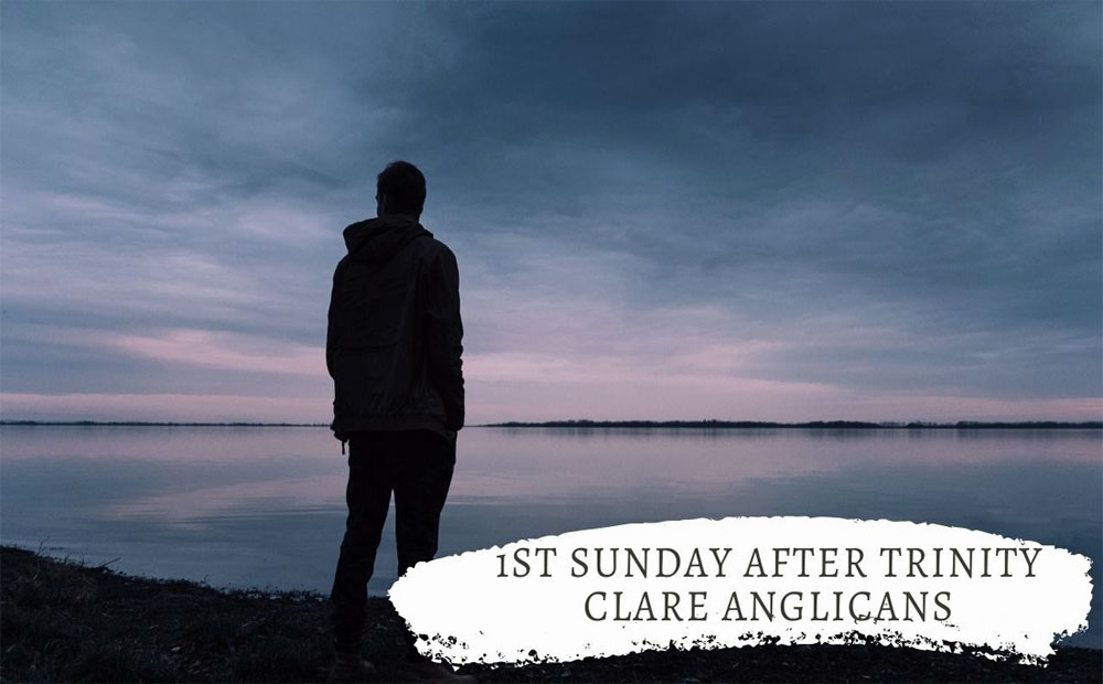 1st Sunday after Trinity – Is it wrong to be right too soon?