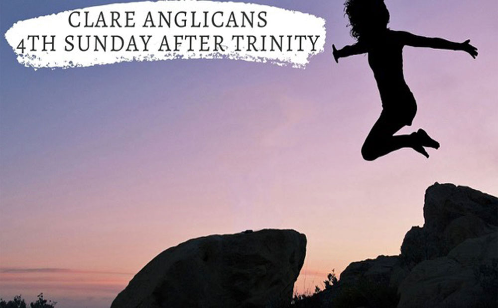 4th Sunday after Trinity – Doubts and the leap of faith
