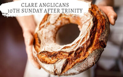 10th Sunday after Trinity – Being Christ