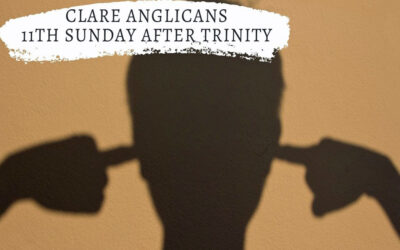 11th Sunday after Trinity – Whatever!