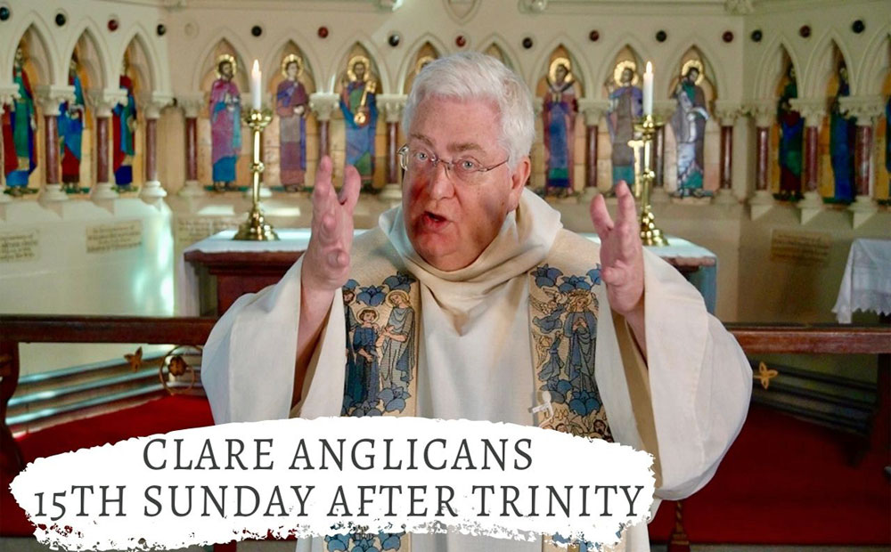 15th Sunday after Trinity – Did Jesus have to die?